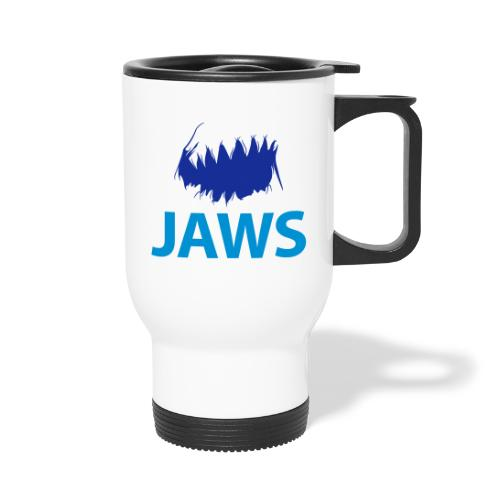 Jaws Dangerous T-Shirt - Thermal mug with handle