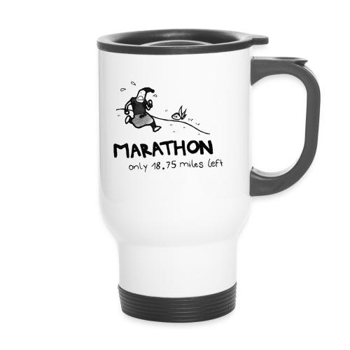 marathon-png - Kubek termiczny