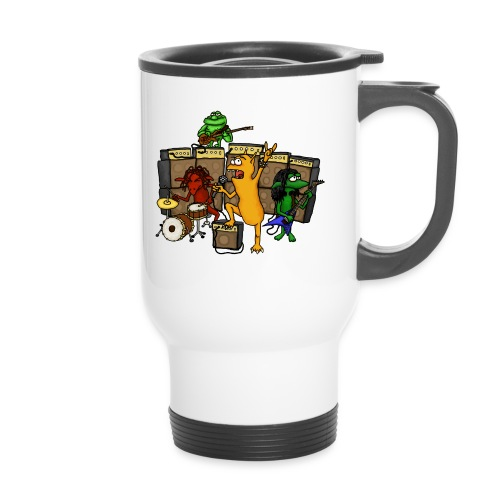 Kobold Metal Band - Travel Mug