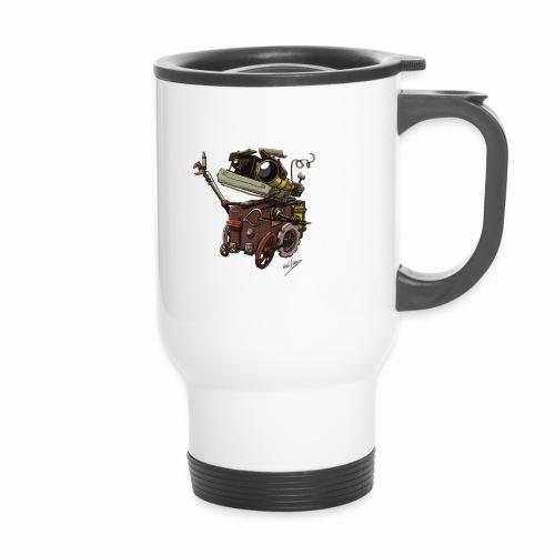 Bout 2 Robot - Travel Mug