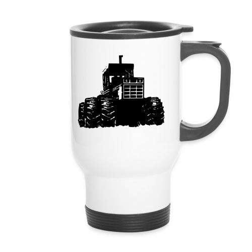 IH 4WD Tractor - Travel Mug
