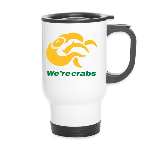 Crazycrab_Australia - Tazza termica