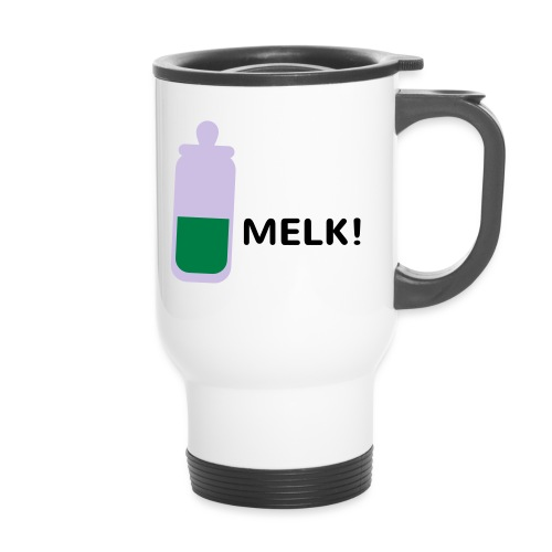 Grappige Rompertjes: Melk - Thermo mok