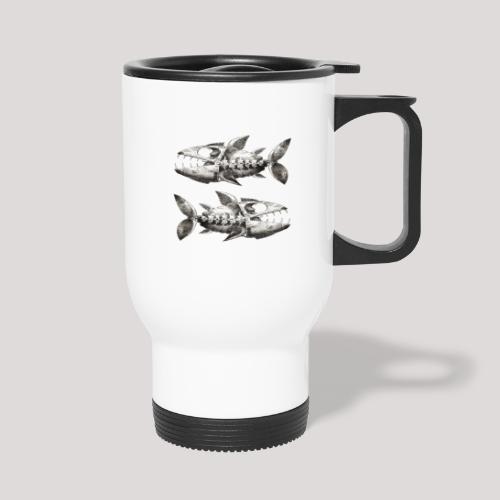FishEtching - Thermal mug with handle