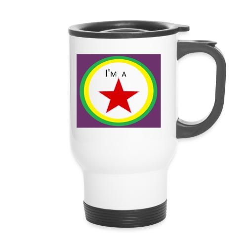 I'm a STAR! - Thermal mug with handle
