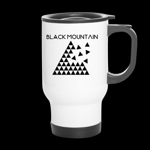Black Mountain - Tasse isotherme avec poignée