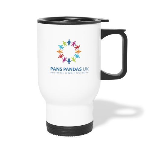 PANS PANDAS UK - Thermal mug with handle