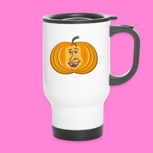 Rick pumpkin - Thermosmok met draagring