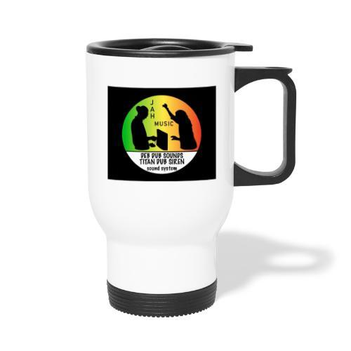 Deb Dub & Titan Dub Siren - Thermal mug with handle