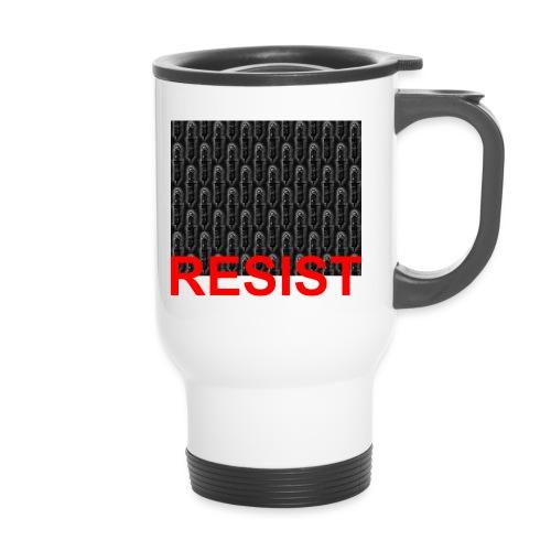 Resist 21.1 - Thermobecher mit Tragegriff