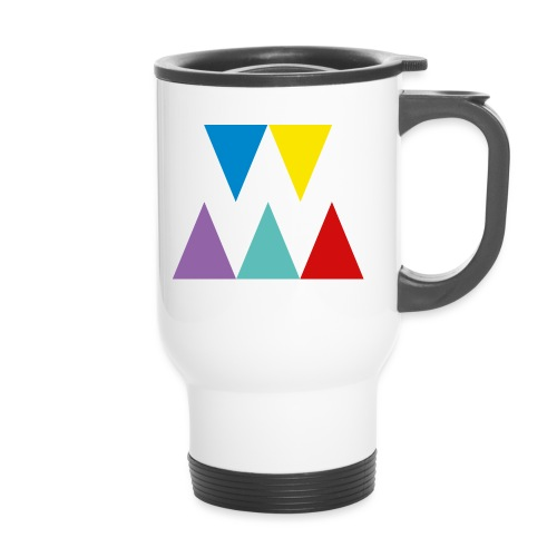 Logo We are les filles - Mug thermos