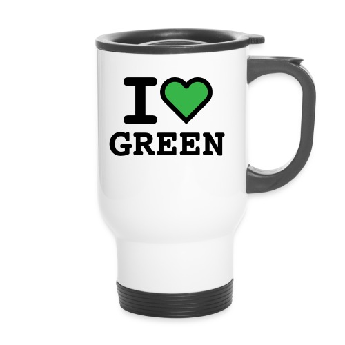 i-love-green-2.png - Tazza termica