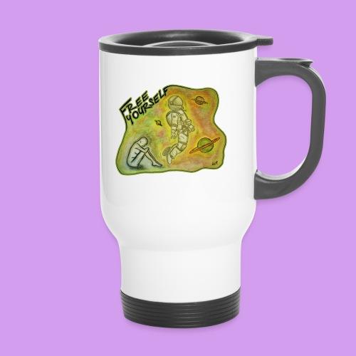 Katt Willow - Travel Mug