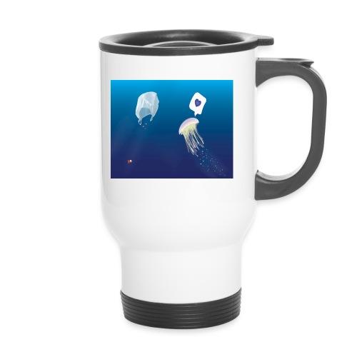 Meduse in Love - Mug thermos