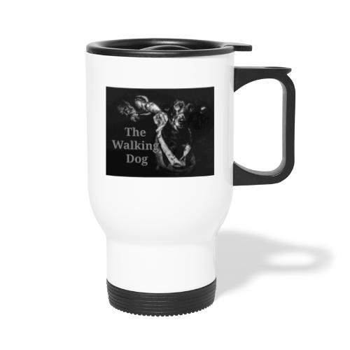 The Walking Dog - Thermobecher mit Tragegriff