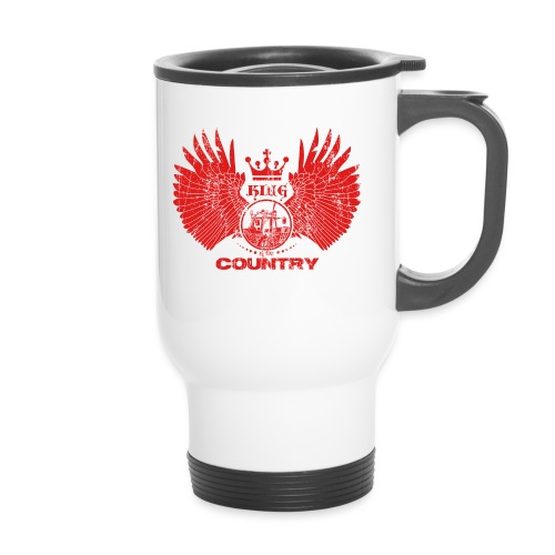 IH KING of the COUNTRY (Red design) - Thermo mok