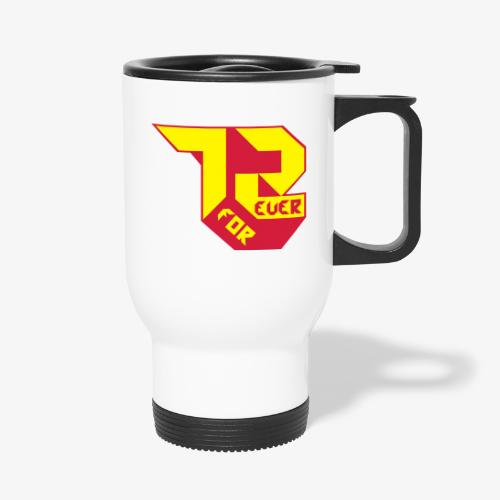 création 72 for Ever collection 01 , année 1972 - Mug thermos