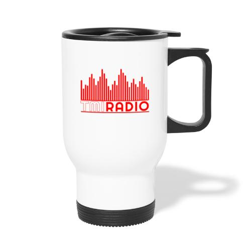 NEW TMI LOGO RED AND WHITE 2000 - Travel Mug
