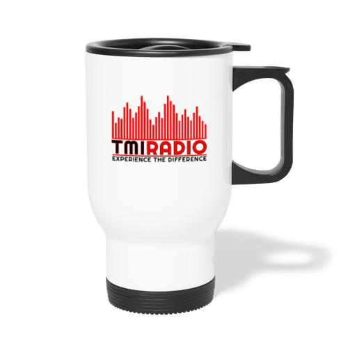 NEW TMI LOGO RED AND BLACK 2000 - Travel Mug