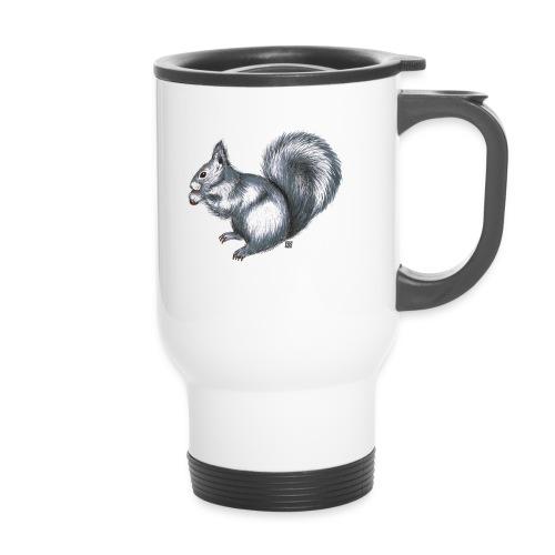 Eichhörnchen - Thermobecher