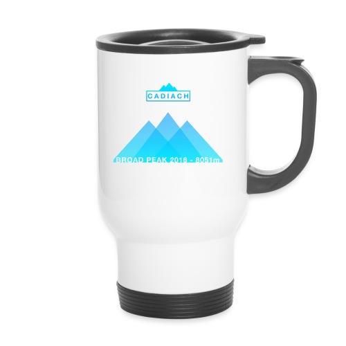 Cadiach Broad Peak 2016 - Hombre - Taza termo