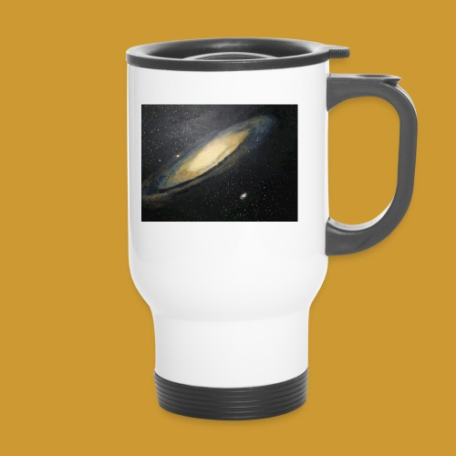Andromeda - Mark Noble Art - Travel Mug