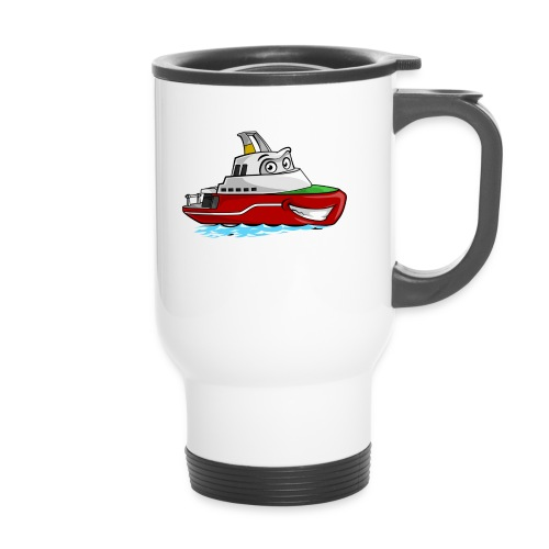 Boaty McBoatface - Travel Mug
