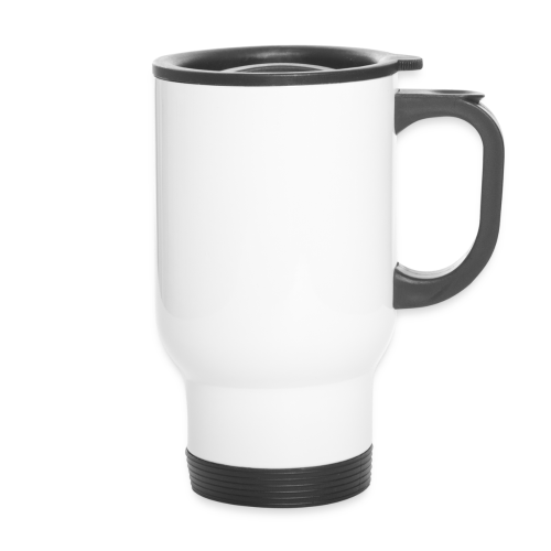 SkyHighLowFly - Bella Women's Sweater - White - Travel Mug