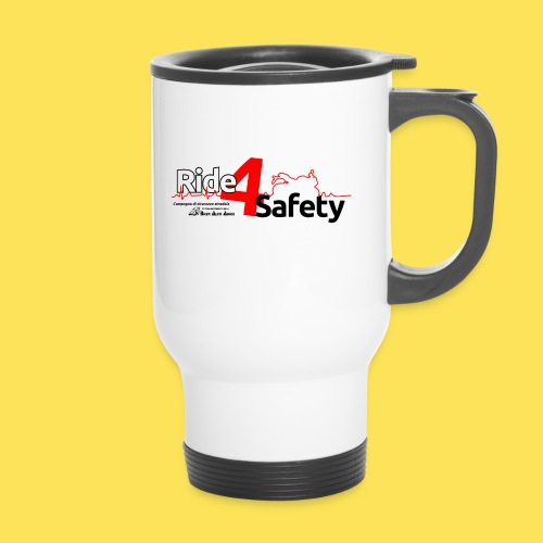 Ride4Safety - Tazza termica