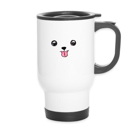 Cutie Pup - Travel Mug