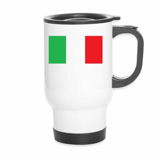 Italien Fußball - Thermobecher mit Tragegriff