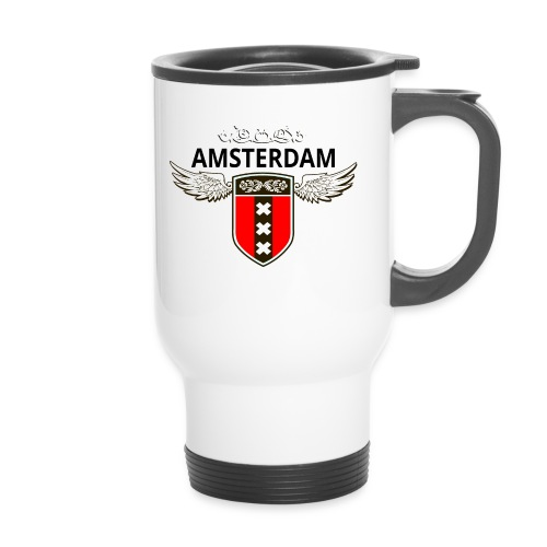 Amsterdam Netherlands - Thermobecher