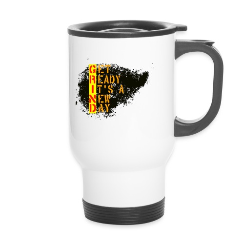 New Fresh Day - Mug thermos