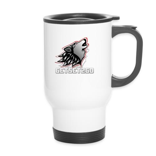 Cap logo - Thermal mug with handle