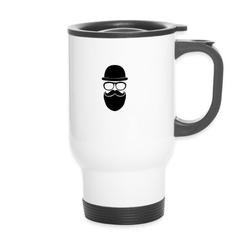 Hipster - Travel Mug
