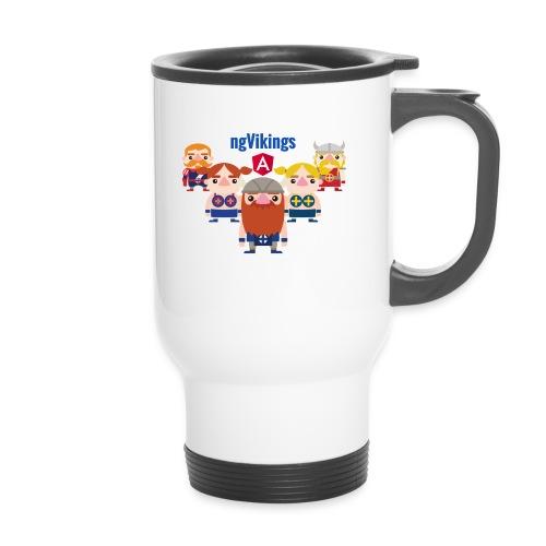Viking Friends - Travel Mug