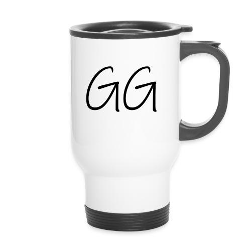 GG - Thermobecher mit Tragegriff
