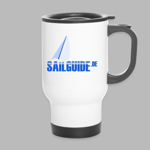 Sailguide - Thermobecher mit Tragegriff