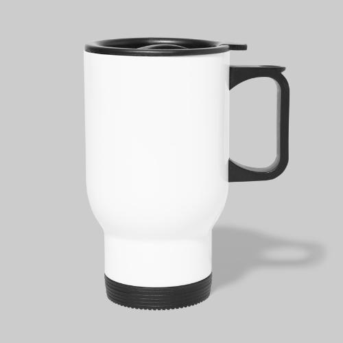 ISRAEL-white - Travel Mug