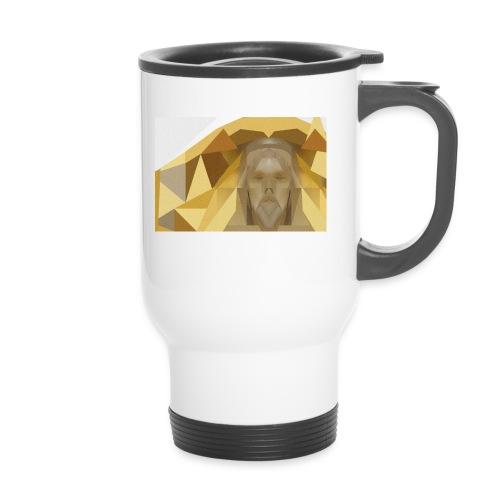 In awe of Jesus - Travel Mug