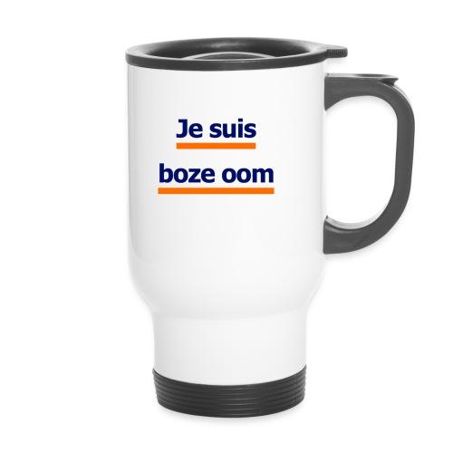 boze oom - Thermo mok