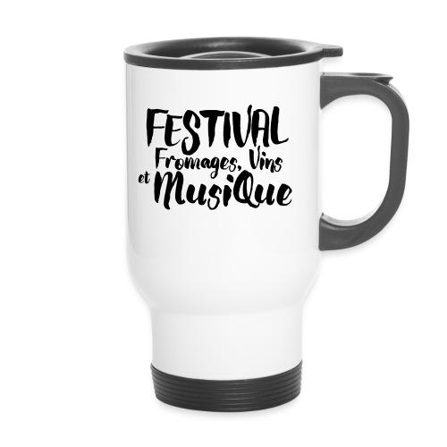 Festival FVM - Mug thermos
