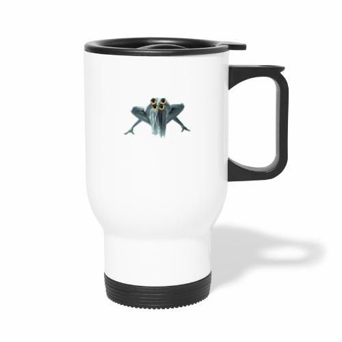 Im weird - Thermal mug with handle