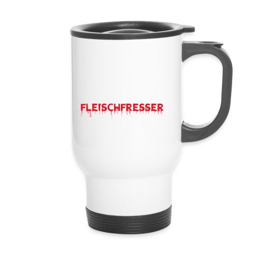 fleisch rot - Thermobecher