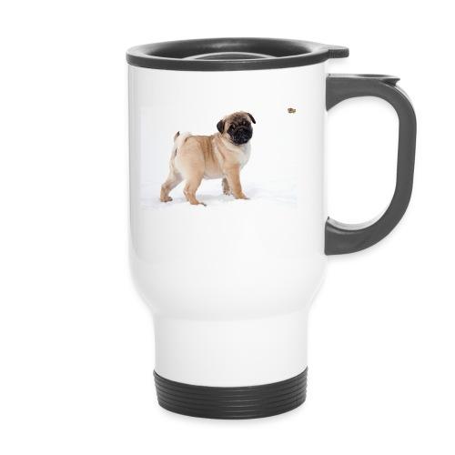 walker family pug merch - Travel Mug