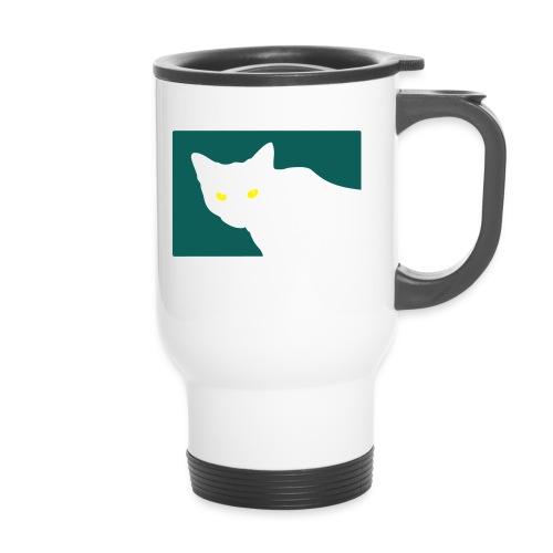 Spy Cat - Travel Mug