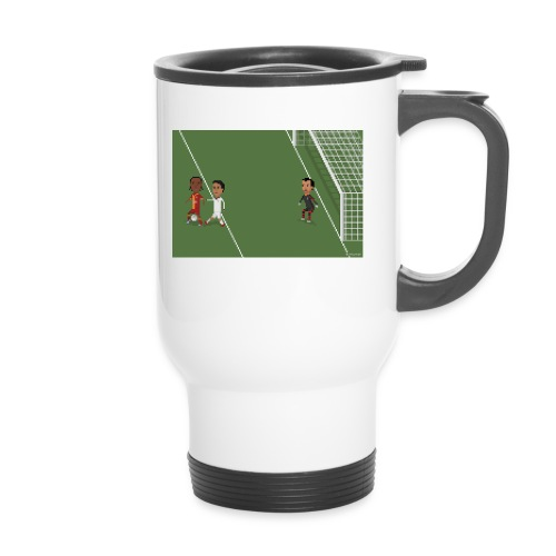 Backheel goal BG - Travel Mug
