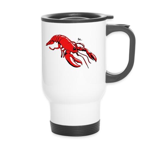 Lobster - Travel Mug