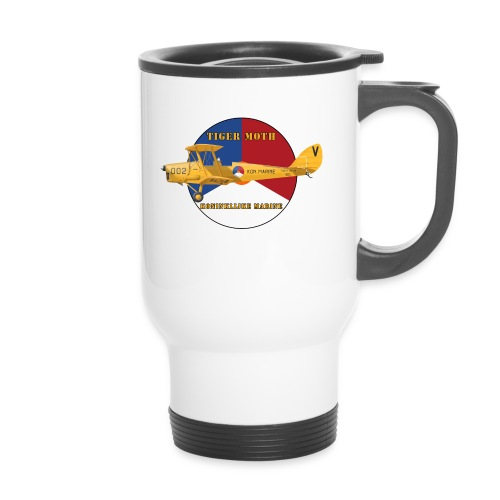 Tiger Moth Kon Marine - Travel Mug