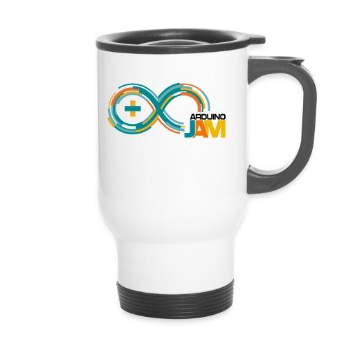 T-shirt Arduino-Jam logo - Travel Mug